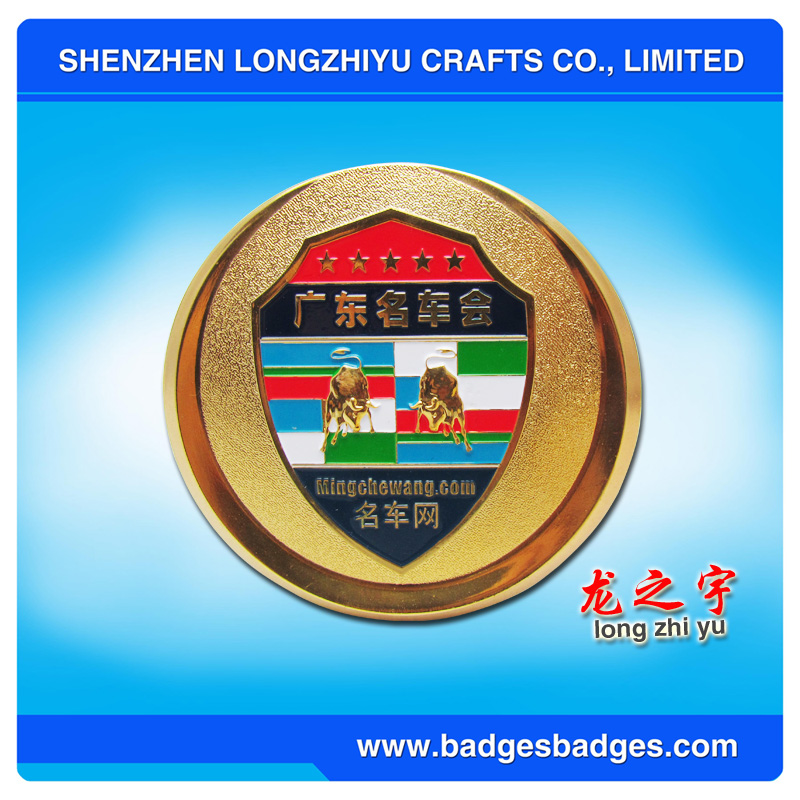 Promotion gifts car badges emblems