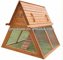 Hot sales Wooden chicken coop for 3 to 6 hens / Triangle Chicken house / wooden chicken coop