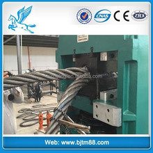 1000 Ton Hydraulic Swaging Machine Steel Wire Rope Press Machine