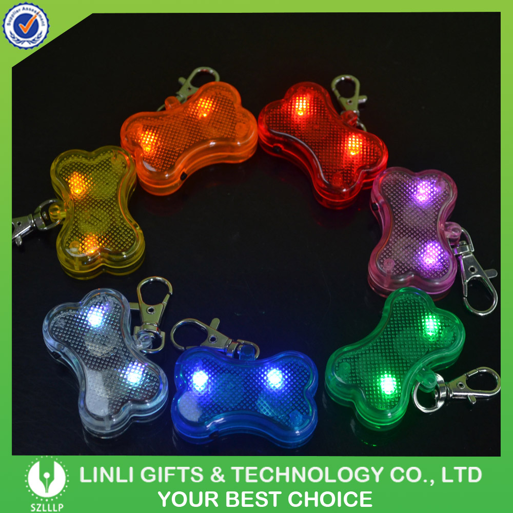 Outdoor Christmas Lighted Dog Decorations Led Flashing Pet Accessories