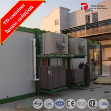 Fireproofed Glass Container Shop /Office