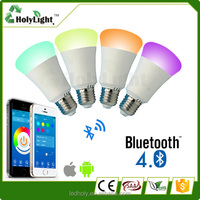 china wholesale market Newly design playbulb Bluetooth Wifi Led Color Smart Light