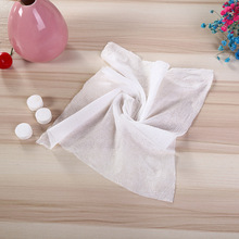 soft 100% rayon compressed towel free chemical disposable magic towel