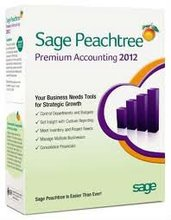 SAGE PEACHTREE ACCOUNTING SOFWARE 2013