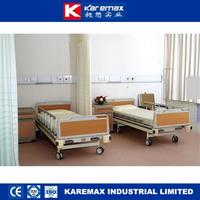 hospital manual patient bed /beds for sale