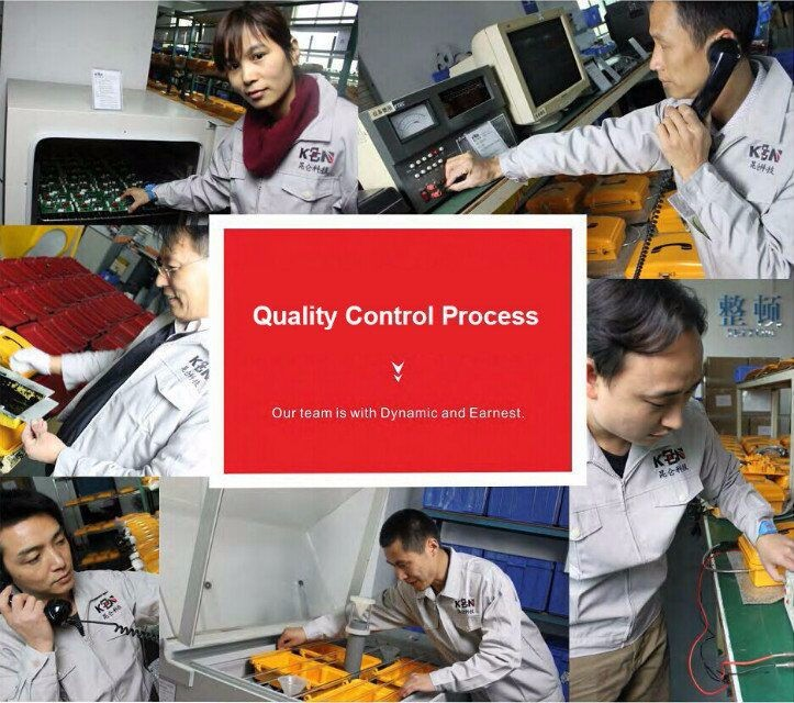 kntech quolity control process industrial telephone emergency telephone exhibition.jpg