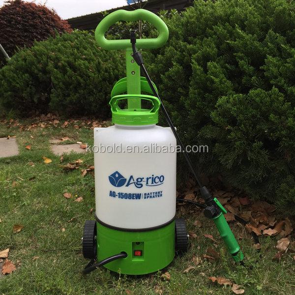 High Quality New Battery Powered Liquid Fertilizer Sprayer ...