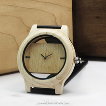 2017 new model wooden watch mens wrist watches in Alibaba online