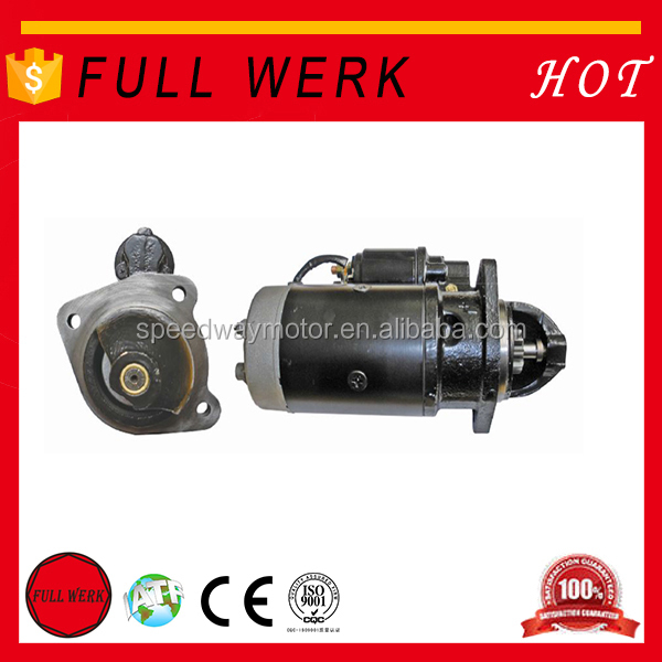 Engine Parts motorcycle starter motor VALEO D6RA8 FOR PEUGEOT 205 305 309 405