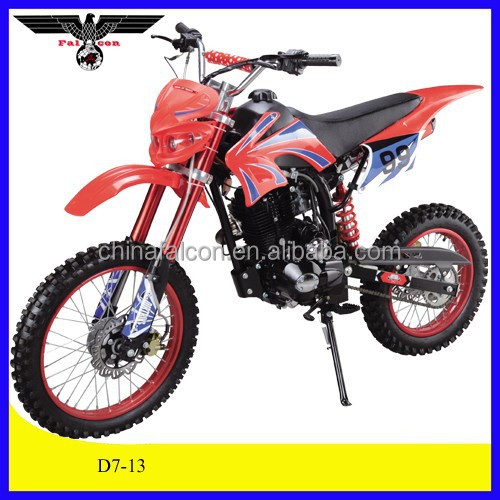 150CC hot sale motorcycle,adult dirt bike with CE (D7-13)