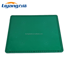 Single Side Green Color Beer Bottle Layer Pad PP Cheap Plastic Pallet