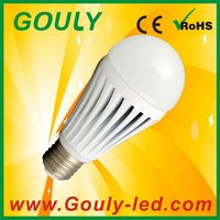 220V dimmable MR16 led bulb 7W warm white