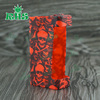 1:1 clone silicone case/skin/sleeve/cover for Smoke xcube 2 vape mod,xcube tfv4 lit