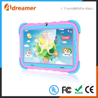 Battery 2800mAh colorful bluetooth cheap smart android kids tablet pc