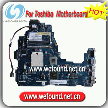 K000111560,100% working Laptop Motherboard for Toshiba C660 C660D LA-6843P Series Mainboard,System Board