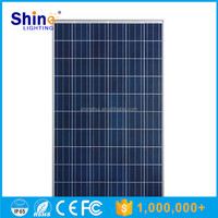 High efficiency Lowest price Solar Photovoltaic Panels 250Wp Polycrystalline solar module for home