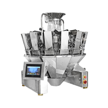 Multihead Weigher for seafood packing