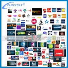 Arabic iptv box APK account Android iptv box 1 year arabic APK account with 300 arabic and french channels