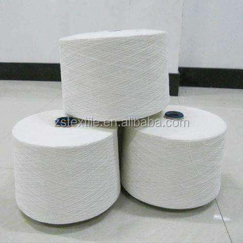 52/3 100% Ring Spun polyester yarn for sewing thread in plastic cone