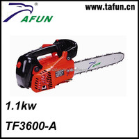 36cc mini gas chainsaw/pocket chain saw