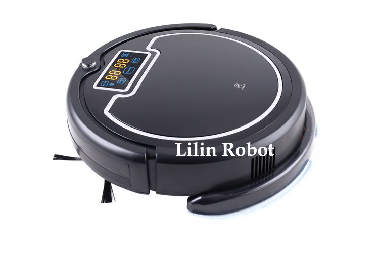Multifunctional Robot Vacuum Cleaner with Water Tank(Wet and Dry Mopping) X900 (B2005) PLUS