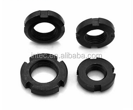 GB812 Slot round nut ,Four slot nut ,Check out the nut M10-M60