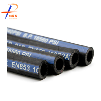 Factory sale! Good quality R1,R2,4SP,4SH Hydraulic rubber hose