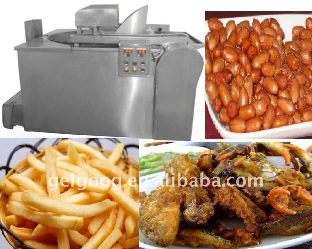 Auto Gas Fryer