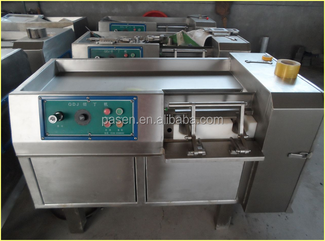 Automatic Goat Meat Cutting Machine /Chicken Meat Cutting Machine