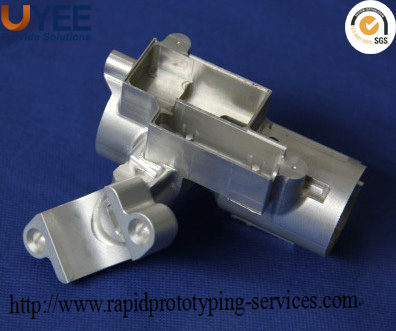 custom prototype aluminium/CNC metal parts machining service manufactuer