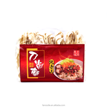 Chinese High Quality Dried Sliced Instant Noodles