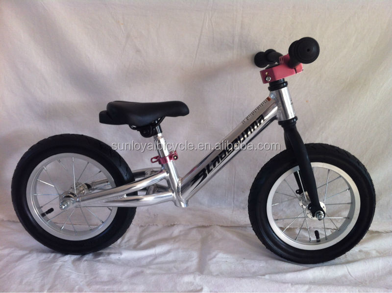 "SL1268 NEW MODEL 12"" Alloy Balance Bike Walk Bike Run Bike"