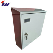 Wholesale Popular Stainless Steel Metal Mailbox