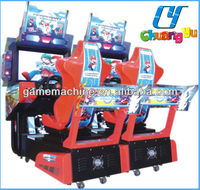 2013 Newest Hot Sale Electronic Simulator Mario arcade driving car game machine