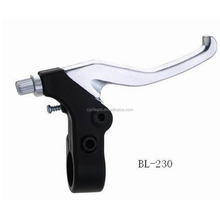 2 finger light alloy lever bike lever bicycle brake lever