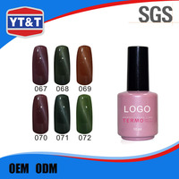 Reputable Supplier Custom Made Nail Salon Distributor Gel Nail Polish