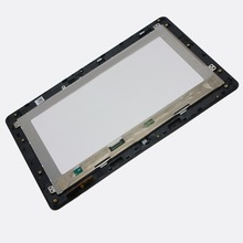 Wholesale Touch Screen Digitizer LCD Assembly+Bezel Display Replacement For Asus VivoTab Smart ME400 ME400C 5268N