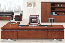 Office Furniture supplier Wood Boss Desk Executive Table