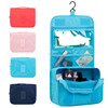 Travel Polyester cosmetic Case Makeup Beauty Hanging Toiletry Bag