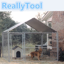 Hot Sale Dog Cages Crate Heavy Duty Galvanized Dog Crate Kennel Pet Cage For Sale