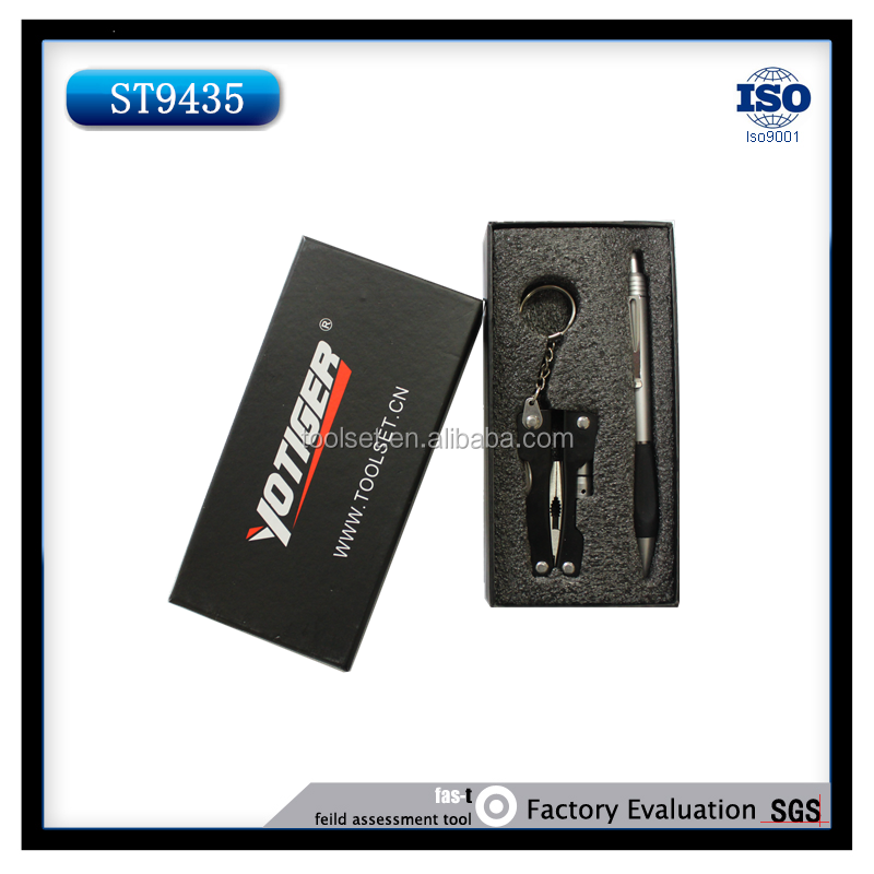 promotion gift box with 3pcs tools