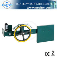 elevator automatic rescue device|safety devices for elevator operation