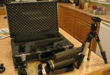 Leupold Golden Ring 12 40x60 Mm High Definition Spotting Scope