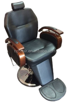 2015 Bamboo Furniture chairs for sale/Wholesale Hair salon barber chairs