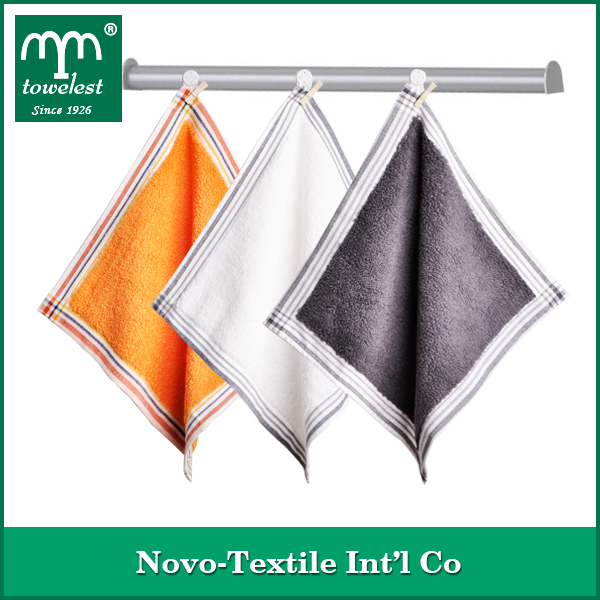MMY Wholesale Sport Style Cotton Handkerchiefs, Woven Terry Washcloths