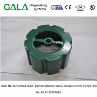 best selling slient check valve parts/ductile iron parts