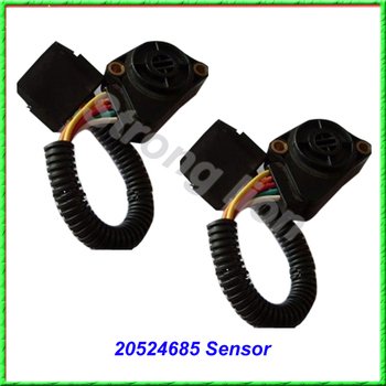 Auto parts 20524685 20524685 3985226 suitable for VOLVO truck Throttle Position Sensor