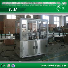 PET/PVC/OPP bottle hot melt glue labeling machine for bottles