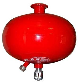 Q-FIRE HALOTRON I THERMATIC FIRE EXTINGUISHER