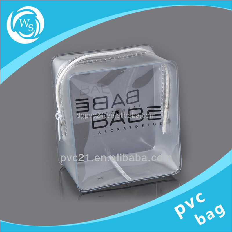 pvc bag transparent